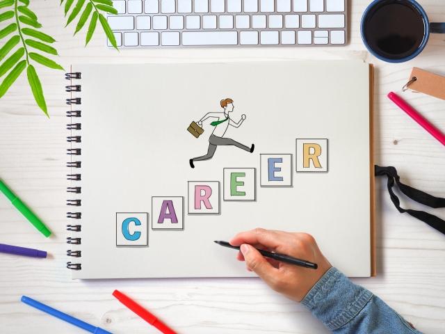 「キャリアアップ」に軸、入社後をイメージさせることが◎